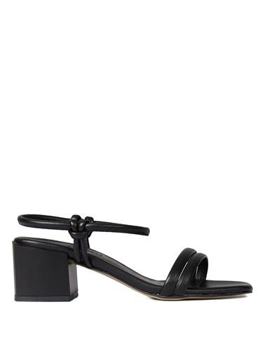 Sole Sisters Sandalet Siyah